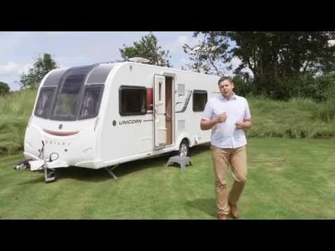 Practical Caravan reviews the 2015 Bailey Unicorn Cadiz