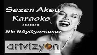 Sezen Aksu - El Gibi - Karaoke