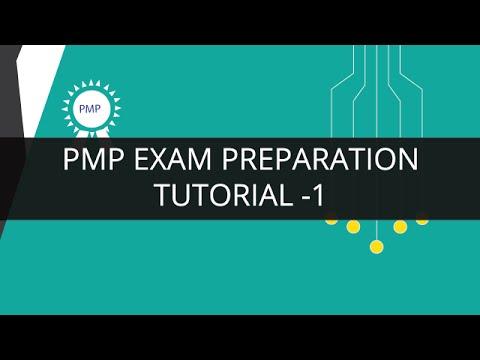 PMP Exam Preparation Tutorial - 1 - YouTube