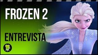 ¿Habrá 'Frozen 3'? Entrevista a los directores de 'FROZEN 2', Jennifer Lee y Chris B