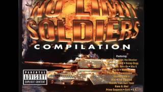Master P ''No Limit Soldiers II'' Feat. C-Murder, Fiend, Magic, Mia X, Big Ed, Silkk  ...