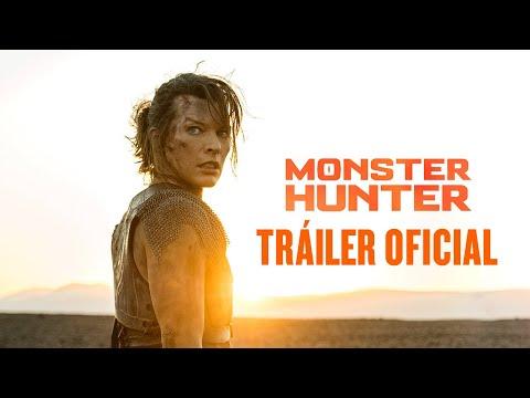 Trailer Monster Hunter