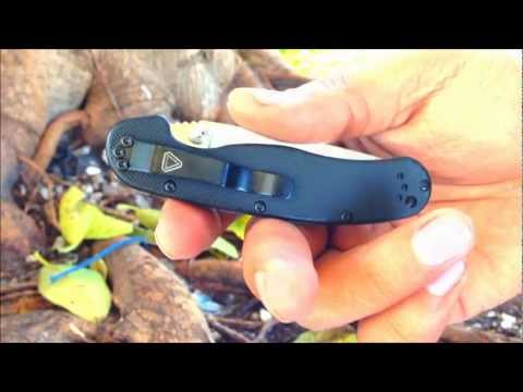 NEW Ontario RAT 2 Folding Knife Review