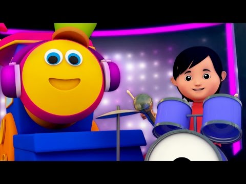 Bob The Train | Let's Have Fun | Nursery Rhymes | Kids Song | Baby Rhymes