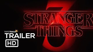 STRANGER THINGS Season 3 Teaser Trailer (2019) Millie Bobby Brown, Netflix Series HD