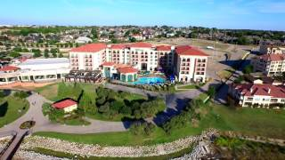 Aerial Tour of the Hilton Dallas/Rockwall Lakefront
