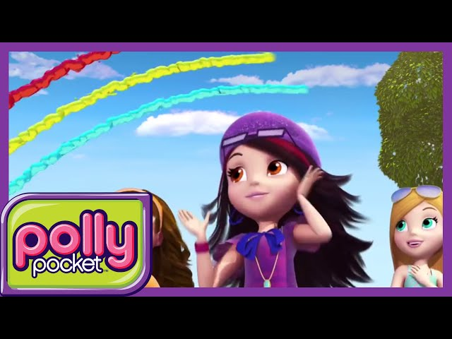 Polly Pocket | Wishing Well | Videos For Kids | Cartoons for Girls | Dolls