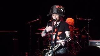 """""""Physical (You're So)"""" Adam Ant@Keswick Theatre Glenside, PA 2/21/17"""