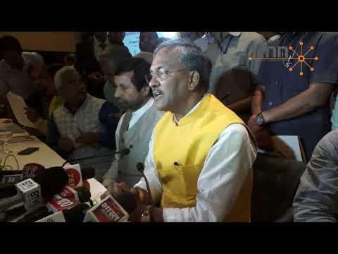 Uttarakhand CM hopes to cross the set target of investment in state