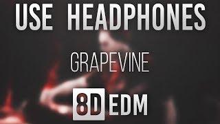Tiësto   GRAPEVINE (8D AUDIO)