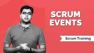 Scrum Events Tutorial
