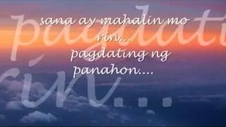 Francella pagdating ng panahon lyrics