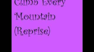 The Sound of Music-Climb Every Mountain (Resprise)