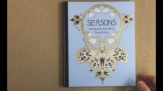 Seasons by Hanna Karlzon flip through
