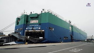 """Jasper Arrow""  vehicles carrier( RO-RO) by Autocom Japan - Used Car Exporter"