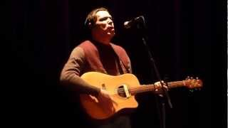 "Damien Jurado - ""Cloudy Shoes"" (LIVE - 2012 - Wilshire Ebell)"