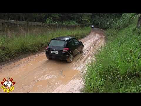 SPA 070/230 Estrada Velha de Juquitiba destruída pelas Chuvas De Juquitiba