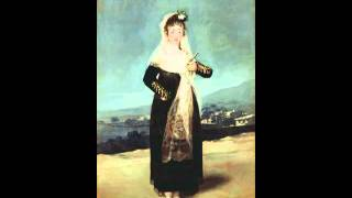 Portrait of the Marquesa de Santiago (Goya)