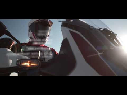 2020 Honda Africa Twin DCT in San Francisco, California - Video 1