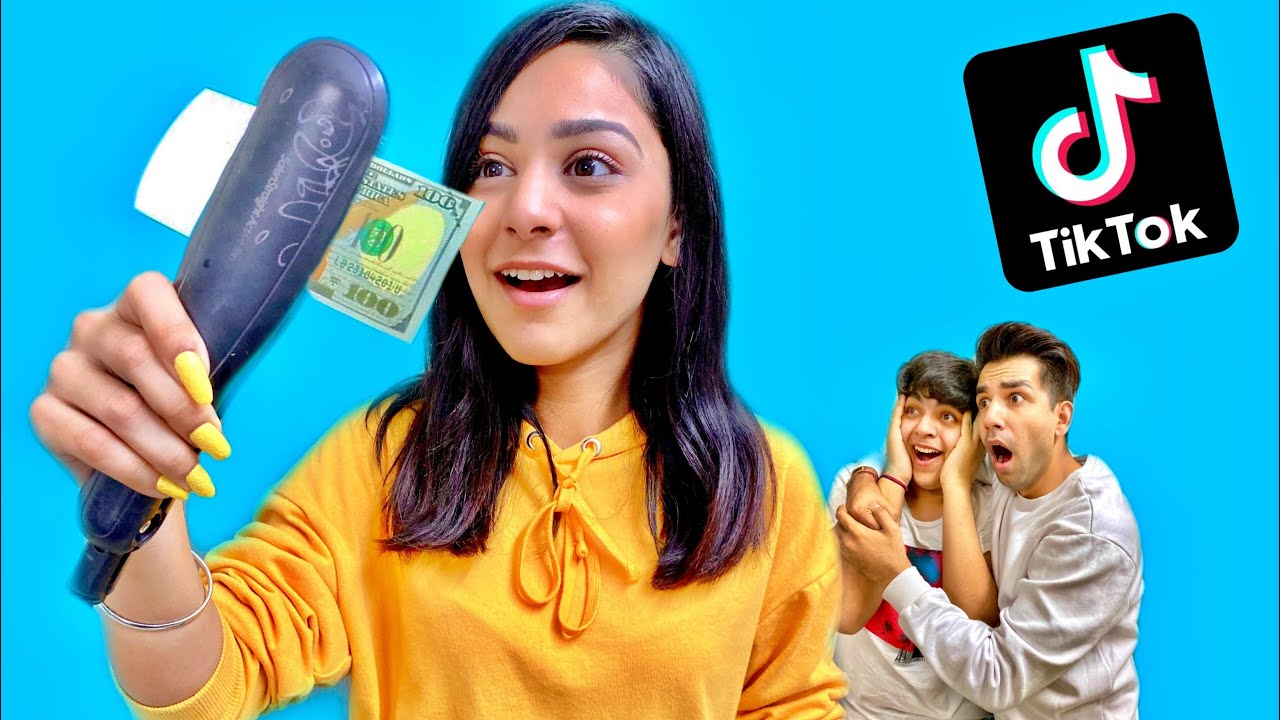 WE TESTED VIRAL TIKTOK LIFE HACKS....PART 3 | RIMORAV ...