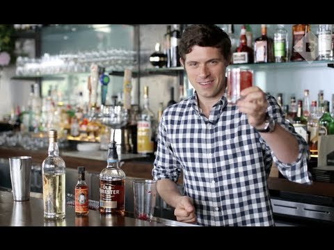 Summer Drink Recipes with Joe Campanale: Manhattan in the Summer and the White Negroni