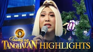 Tawag ng Tanghalan: Vice rants about being blocked in one dating app
