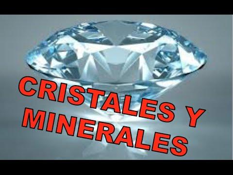 Cristalografia y Mineralogia 1