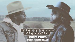 Colt Ford Back To Them Backroads