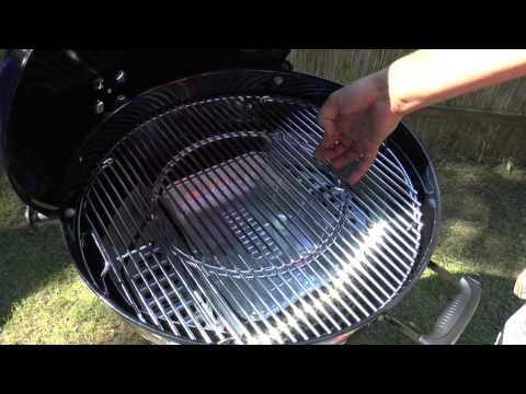 Anleitung zum Grillen mit dem  Kugelgrill  --- Klaus grillt