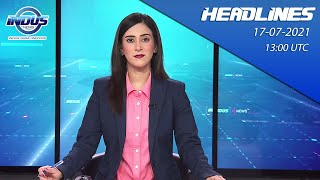 Indus News Bulletin   13:00 UTC   17th July 2021