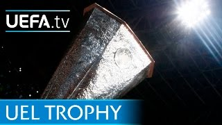 2016 UEFA Europa League final - The story of the trophy