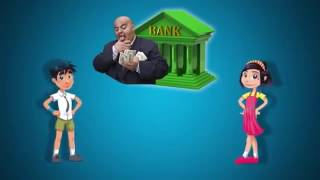 See how the financial system of the world is so unfair