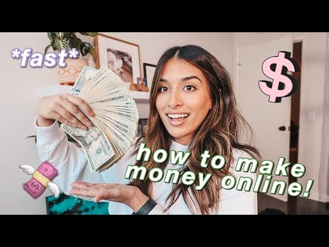 How to find money on the Internet without investment