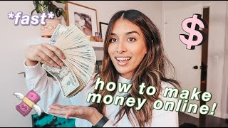 how i made $3k in a week! | how to make money during quarantine *fast*