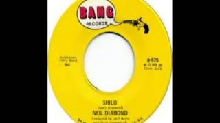 Neil Diamond - Shilo (1970)