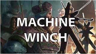 Gwent: The Witcher Card Game - Northern Realms Machine deck with Winch - Henselt Gameplay