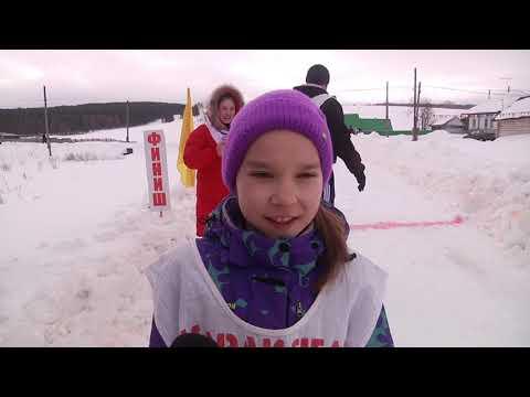 Завершающим аккордом участия д. Халилово в конкурсе «Трезвое село» стал лыжный фестиваль.
