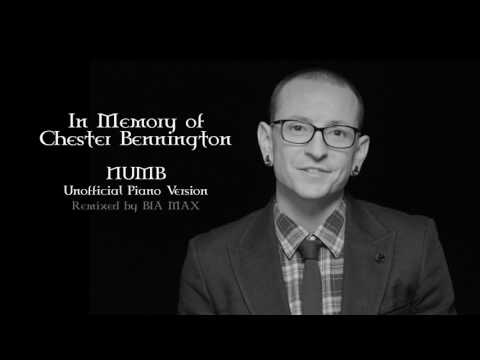 Numb the saddest Piano version with Chester's voice Linkinpark