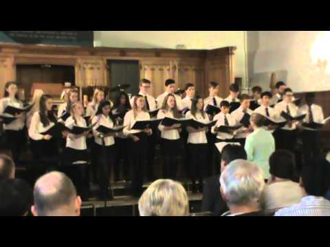 Bolton School Joint Chamber Choir Sing Little Mix's Move