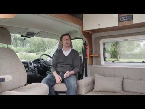 Practical Motorhome reviews the Shire Phoenix 2XL Studio Twin