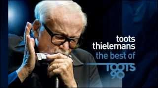 TOOTS 90 - THE BEST OF TOOTS THIELEMANS - 2CD - TV-Spot