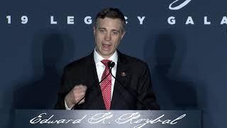 U.S. Representative Van Taylor at the 2019 NALEO Edward R. Roybal Legacy Gala