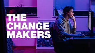 The Changemakers | Visual Artist & Director Shane Griffin | Z by HP