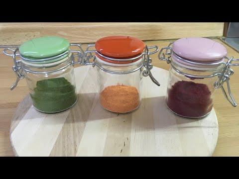 Colorante alimentare naturale in polvere - Sfizi a 4 zampe 🐾🐾