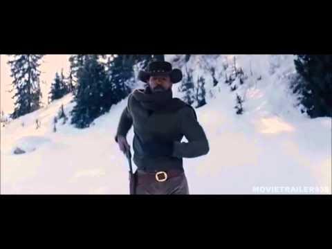 Django Unchained   Shooting scene HD 1080p