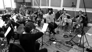 Kwabs and Wired Strings  recording 'Perfect Ruin' live at RAK Studios
