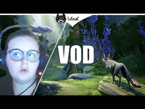 🎥🎙 VOD | Un jeu pipou - Lost Ember #1