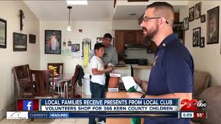 128 families receive a little help this Christmas thanks to local organizations