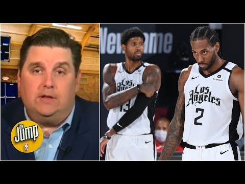 There's something going on with the Clippers – Brian Windhorst   The Jump