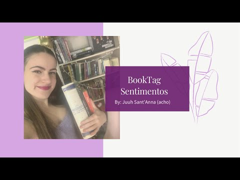 BOOK TAG SENTIMENTOS | SOBRE LIVROS | EDUDA